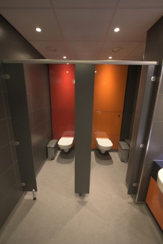 Select High Gloss Cubicles